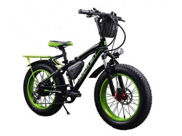 Электровелосипед 54 Fatbike RICH BIT mini