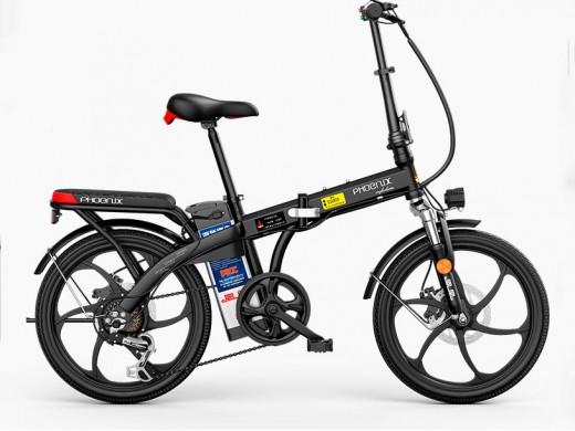 Электровелосипед 01 Феникс