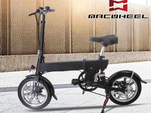 Электровелосипед 03 MACWHEEL