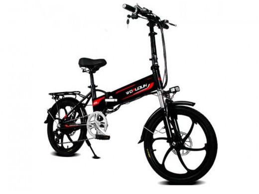 Электровелосипед 04 WOPUDUN
