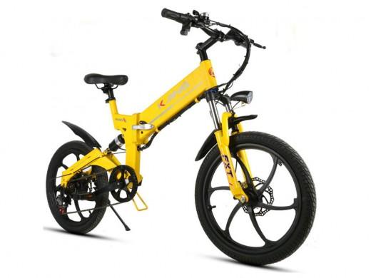 Электровелосипед 05 KJING