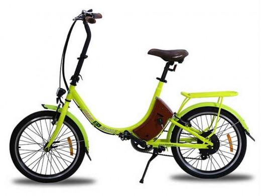 Электровелосипед 06 E-GO-elegant