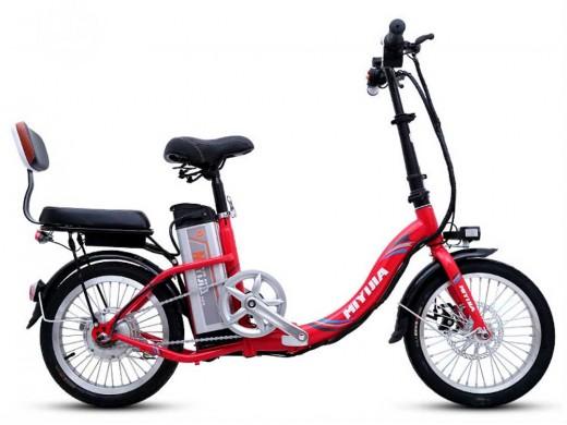 Электровелосипед 07 MIYIJIA