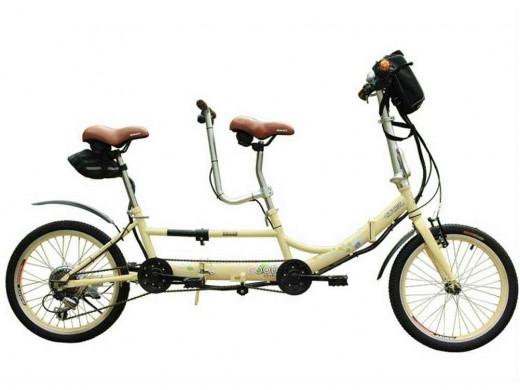 Электровелосипед 08 Тандем