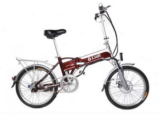 Электровелосипед 09 ZSUN