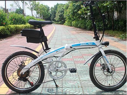 Электровелосипед 12 SMLRO
