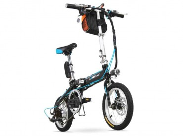 Электровелосипед 12 LANKE leisi mini