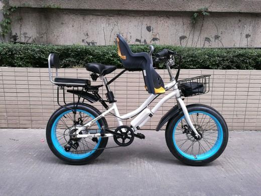 Электровелосипед 15 Семейный