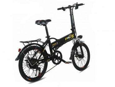Электровелосипед 16 PRIDE