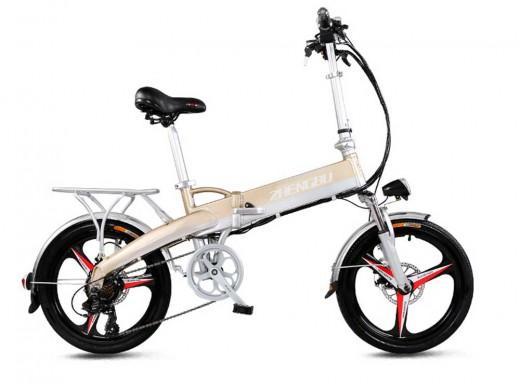 Электровелосипед 18 ZHENGBU