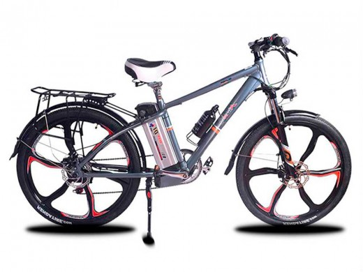 Электровелосипед 23 XiaNDI