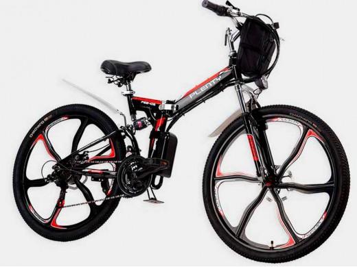 Электровелосипед 26 PLENTY