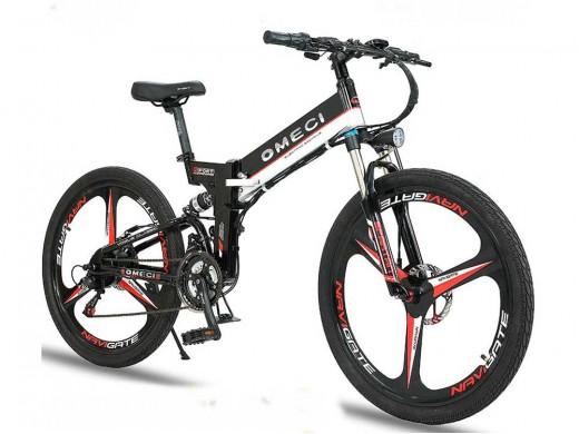 Электровелосипед 27 OMECI