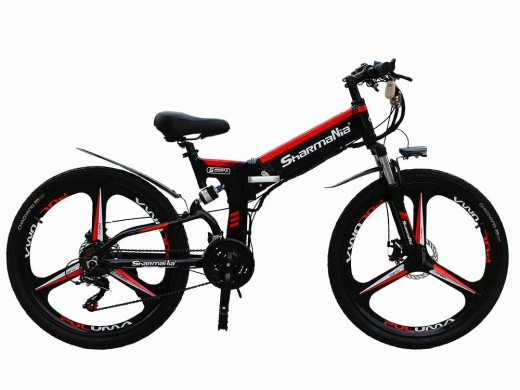 Электровелосипед 27 SHARMANIA