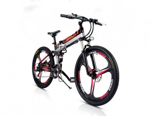 Электровелосипед 27 ZPAO