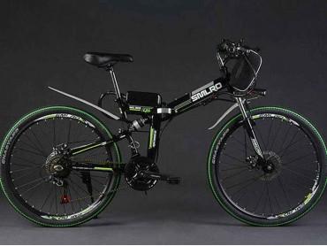 Электровелосипед 35 SMLRO