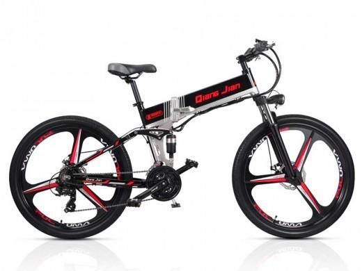 Электровелосипед 41 Qian Jian