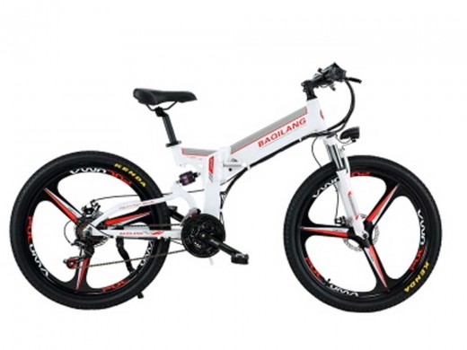 Электровелосипед 43 BAQILANG