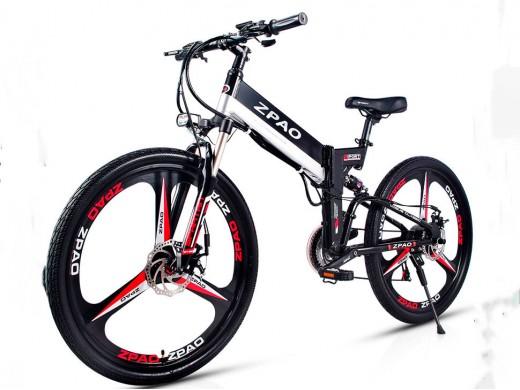 Электровелосипед 43 ZPAO