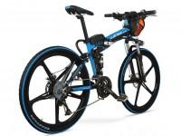 Электровелосипед 47 LANKE leisi