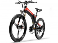 Электровелосипед 47 LANKE leisi XT 600