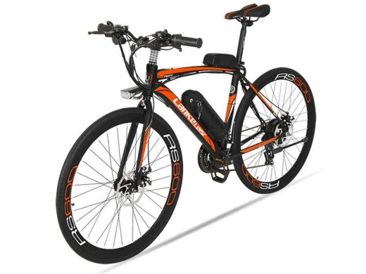Электровелосипед 48 LANKE leisi Rs 600
