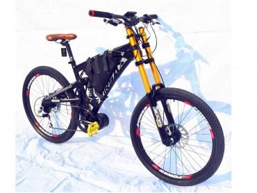 Электровелосипед 50 GROSS mrsax