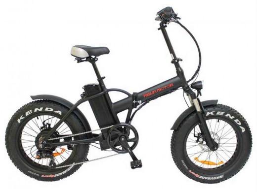 Электровелосипед 51 RisunMotor