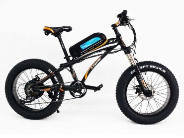 Электровелосипед 54 Fatbike X-TREME mini