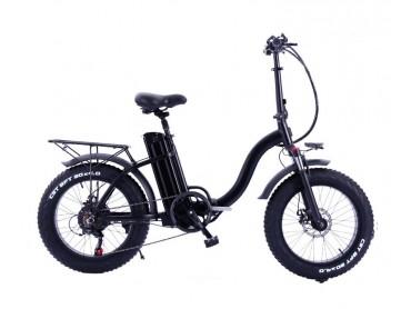 Электровелосипед 54 Fatbike JINGHMA