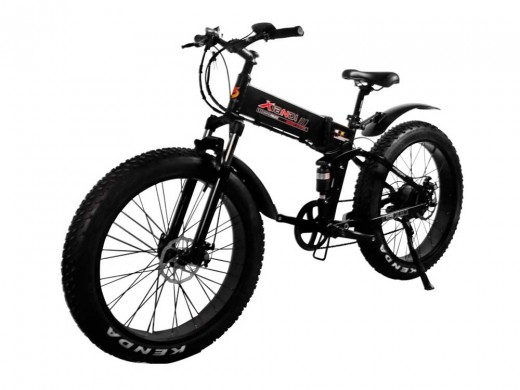 Электровелосипед 56 XIANDI