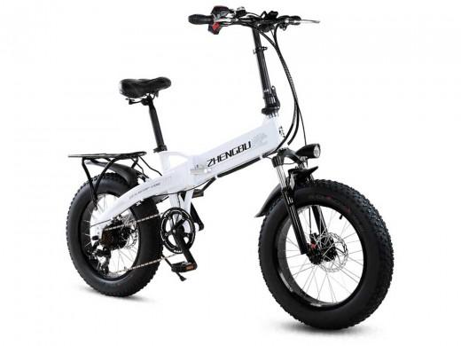 Электровелосипед 61 Fatbike ZHENGBU