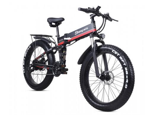 Электровелосипед 63 Sheng Milo