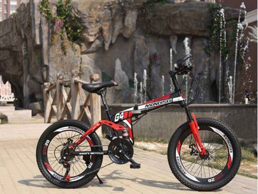 Велосипед 118 Fatbike G4