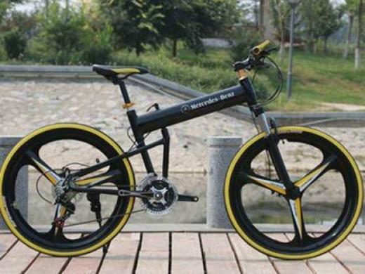 Велосипед 125 Мercedes