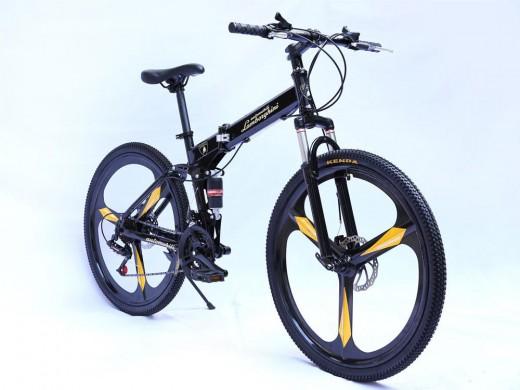 Велосипед 127 Lamborghini
