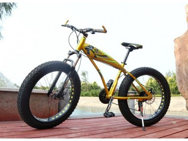 Велосипед 141 Fatbike Акула