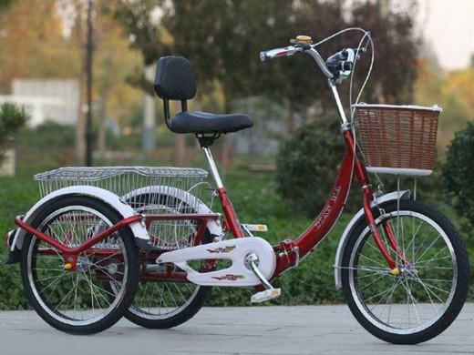 Велосипед 152 Трехколесный