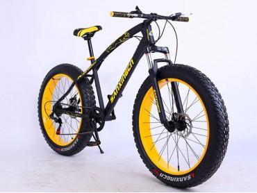 Велосипед 145 Fatbike JAGUAR