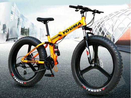 Велосипед 148 Fatbike Youma